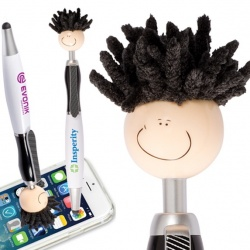 Mr. Mop Top Stylus Pen and Cleaner