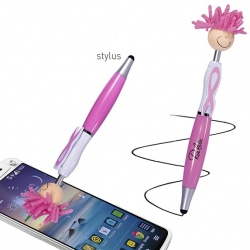 Awareness MopTopper Screen Cleaner with Stylus Pen