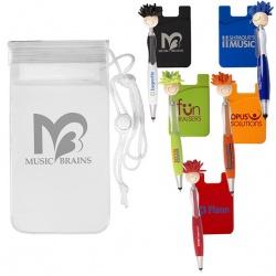 MopTopper Pen Pocket Water-Resistant Pouch Kit