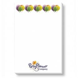 Sticky Note Pad, 4 x 6, 25 Sheets