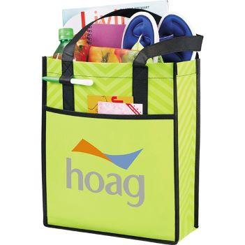 Non-Woven Shopper/Grocery Tote - Bags