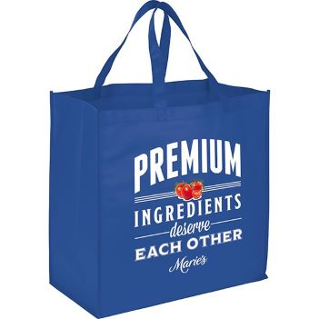 Super Size 100g Non-Woven Grocery Tote - Bags