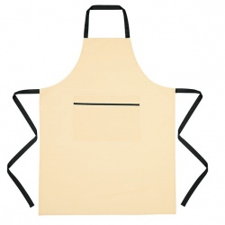 100% Cotton Cooking Apron, Approx. 29W x 38H