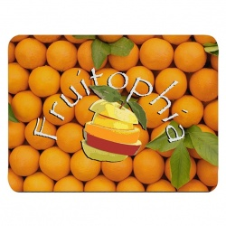 Full Color, Full Bleed  9 1/4 x 7 3/4 x 1/8 Mouse Pad