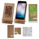 Bamboo Wood Phone Stand