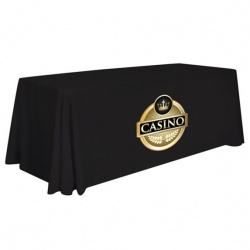 24 Hour QuickShip 6' Standard Table Throw