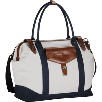 """Cutter & Buck Legacy 19"""" Cotton Duffel Bag - Bags"""