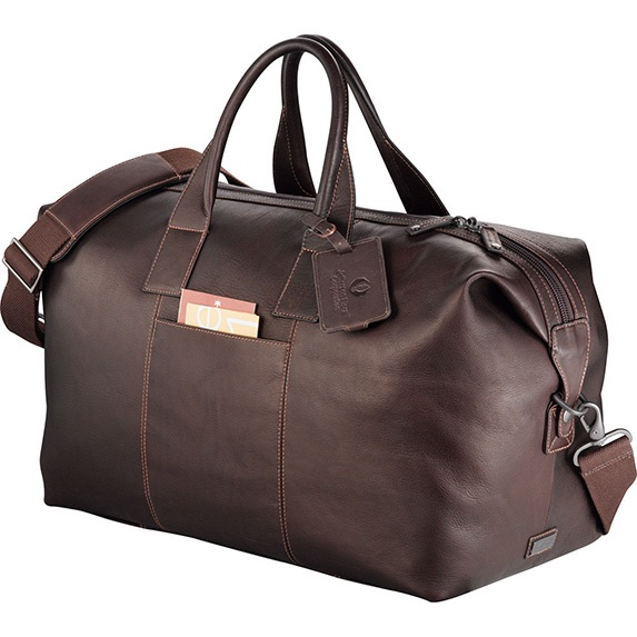 """Kenneth Cole Colombian Leather 22"""" Duffel Bag - Bags"""