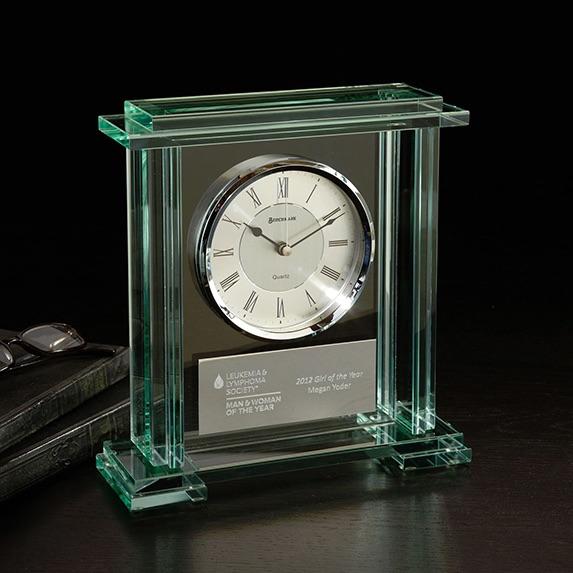 Caspian Clock - Awards Motivation Gifts