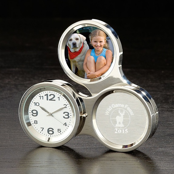 Round About Clock/Frame - Awards Motivation Gifts