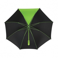 60 Arc Color Accent Umbrella