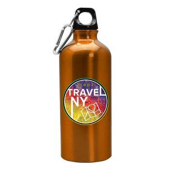 20 oz. FullColor Aluminum Sports Bottle - Mugs Drinkware
