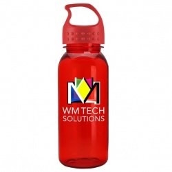 FullColor 18 oz. Tritan Bottle with Loop Handle Lid