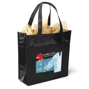 FullColor Debonaire 105 GSM Gloss Laminated Tote - Bags