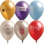 11 Pearlized Natural Latex Balloon