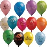11 Standard Natural Latex Balloon