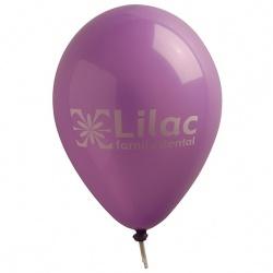 9 Standard Natural Latex Balloon