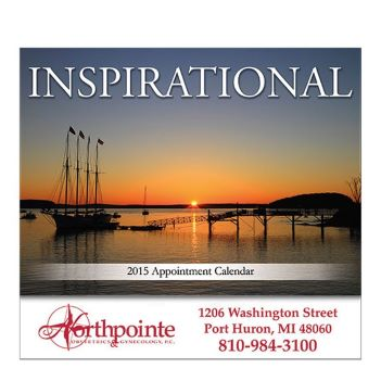Inspirational Stapled Wall Calendar - Awards Motivation Gifts