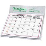 Desk Calendar with Mailing Envelope