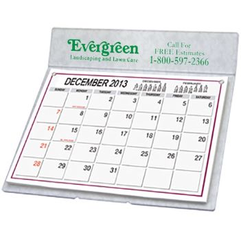 Desk Calendar with Mailing Envelope - Awards Motivation Gifts