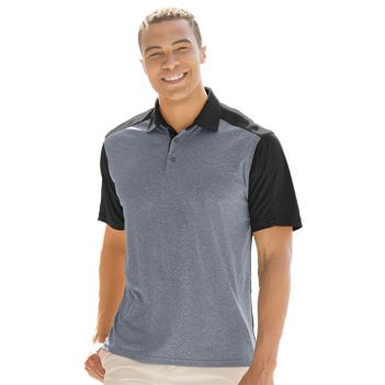 Vansport Two-Tone Polo - Apparel