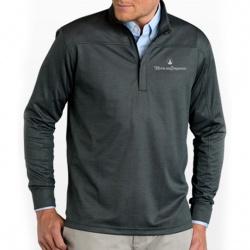 Vansport Pro Herringbone 1/4-Zip Pullover