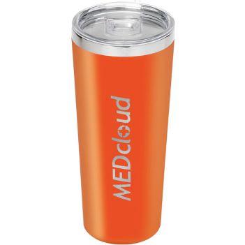22 oz. Thor Copper Vacuum Insulated Tumbler - Mugs Drinkware