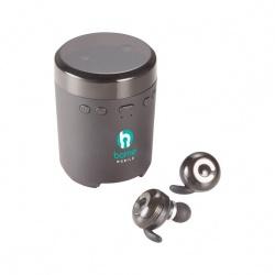 ifidelity Wireless Speaker and TruWireless Earbuds