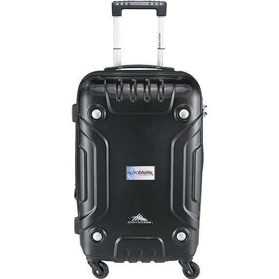 """High Sierra RS Series 21.5"""" Hardside Luggage - Travel Accessories & Luggage"""