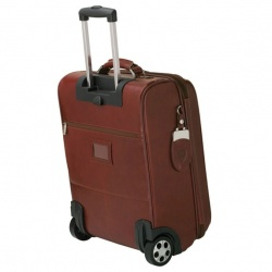 Brown Trolley Case
