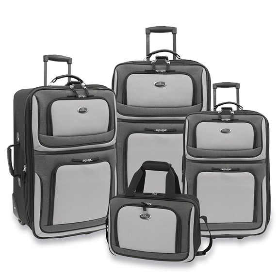 New Yorker 4-PC Luggage Collection - Travel Accessories & Luggage