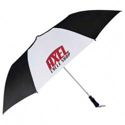 55 Auto Open Folding Golf Umbrella