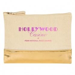 12 oz. Cotton Cosmetic Bag