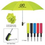 46 Arc Telescopic Inversion Umbrella