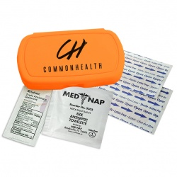Oval Compact First Aid Kit