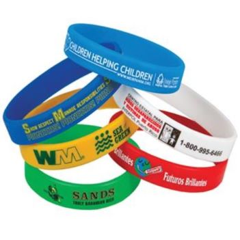 Screened Awareness Bracelets - 2 Weeks - Awards Motivation Gifts