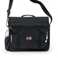 Global Messenger Bag Black