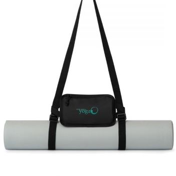 Asana Yoga Mat with Bag - Health Care & Safety Fitness Products