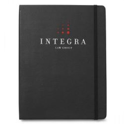 Moleskine Hard Cover Ruled X-Large Professional Notebook