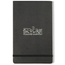 Moleskine Hard Cover Ruled Large Reporter Notebook