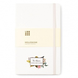 Moleskine Hard Cover Dotted Large Notebook
