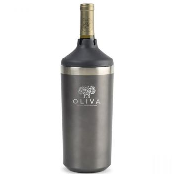 Aviana Chateau Double Wall Stainless Wine Bottle Cooler - Kitchen & Home Items