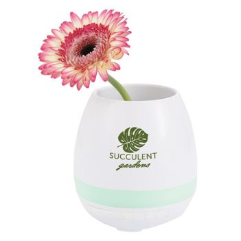 Green Thumb Flower Pot Bluetooth Speaker - Technology
