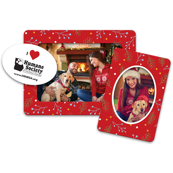 Holiday 3 Magnets in 1 Picture Frame - Kitchen & Home Items
