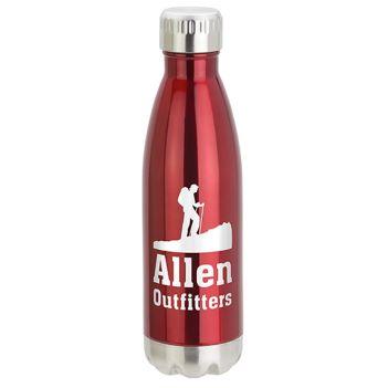 Keep-17 oz Vacuum Insulated Stainless Steel Bottle - Mugs Drinkware