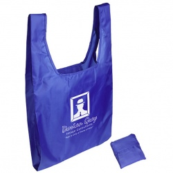 Tide Twister Folding Tote Bag