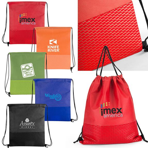 Orlando Non-Woven Cinch Bag - Bags