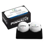 Pinnacle Rush 2-Ball Business Card Box