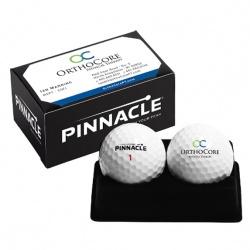 Pinnacle Rush 2-Ball Business Card Box