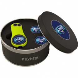 Pitchfix Fusion 2.5 Tin w/ Two Extra Ball Markers